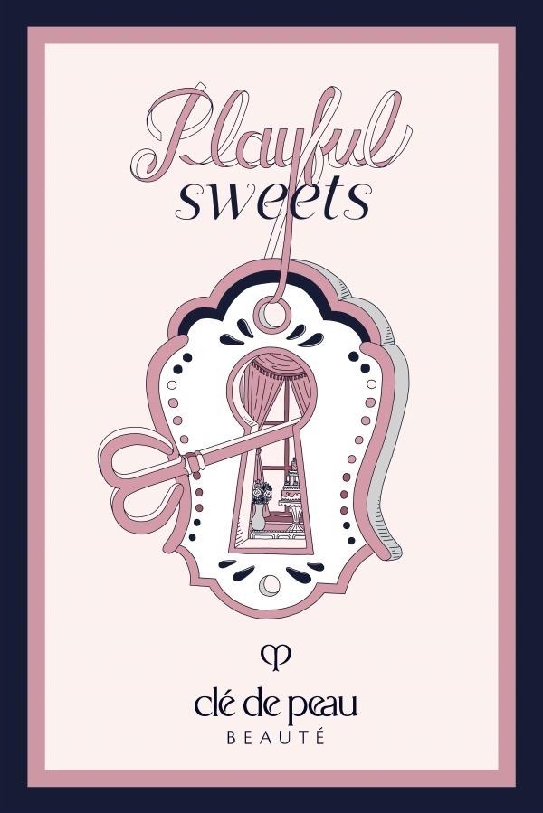 ルージュルミヌ 発売記念ポップアップイベント Playful Sweets