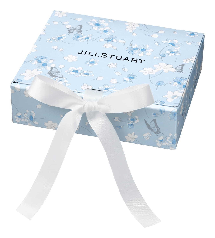 ジルスチュアート プレゼントボックス(サムシングピュアブルー19)