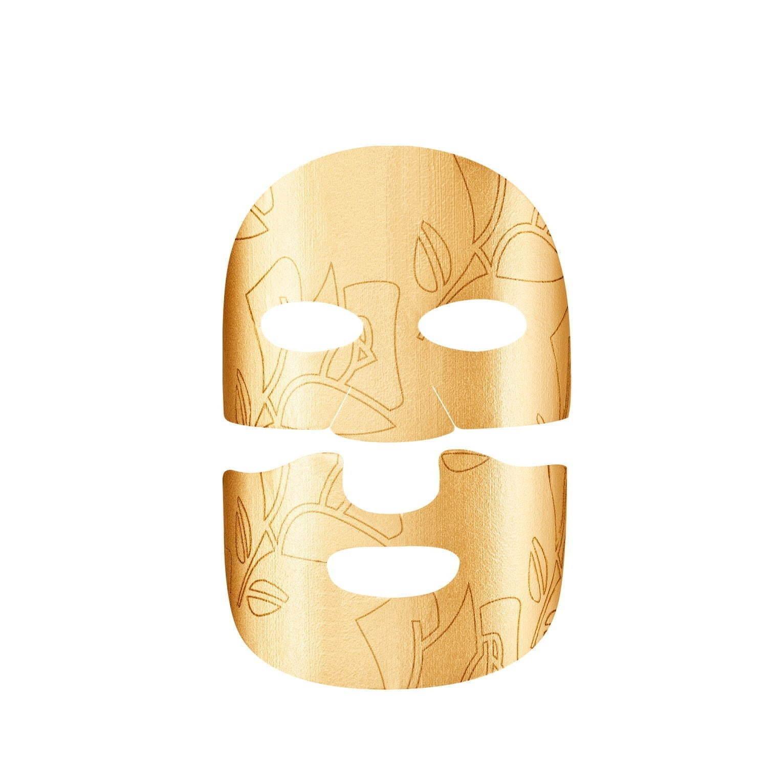 アプソリュ ゴールデン マスク